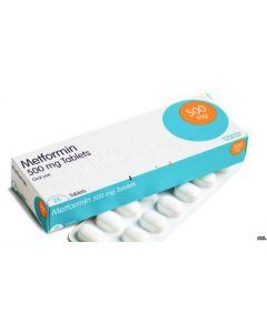 Metformin - Anti-diabetic Tablet