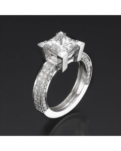 Solitaire Wedding ring